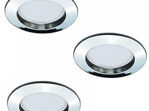 Встраиваемый светильник Paulmann Premium Line (в комплекте 3шт.) 99483