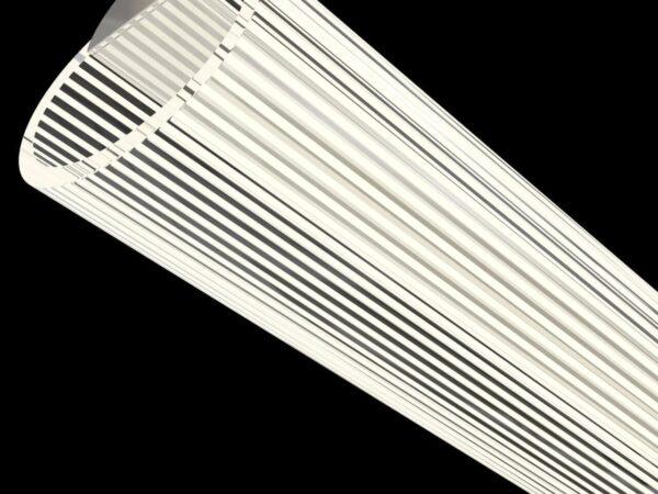 Подвесной светодиодный светильник Maytoni Gelo P073PL-L38CH4K