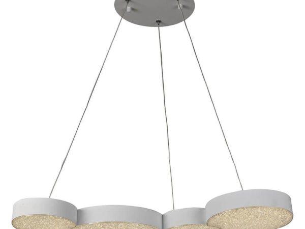 Подвесная светодиодная люстра Mantra Lunas 5762