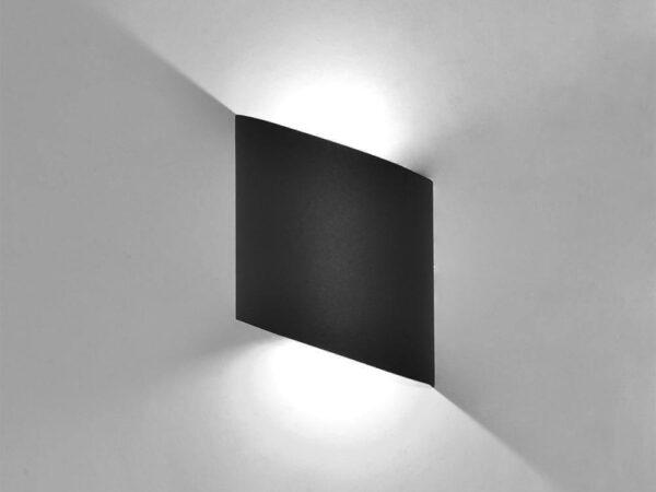 Уличный настенный светодиодный светильник Mantra Sochi 6530