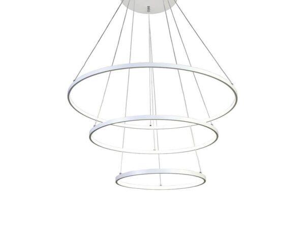 Подвесной светодиодный светильник Favourite Giro 1765-18P