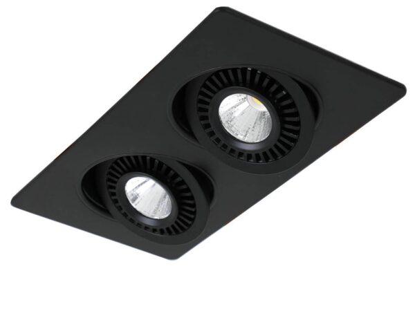 Встраиваемый светодиодный светильник Favourite Cardine 2416-2U