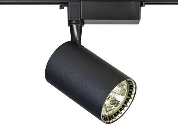 Трековый светодиодный светильник Maytoni Track TR003-1-17W4K-B