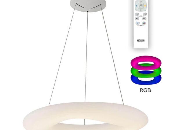 Подвесной светодиодный светильник Citilux Стратус CL732660RBS
