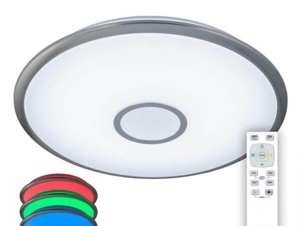 Потолочный светодиодный светильник Citilux Старлайт CL70380mRGB