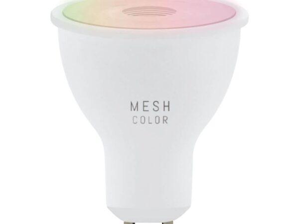 Лампа светодиодная диммируемая Eglo GU10 5W 2700-6500K матовая 11856