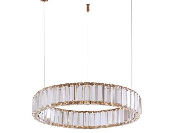 Подвесной светодиодный светильник Newport 15851/S gold М0061005