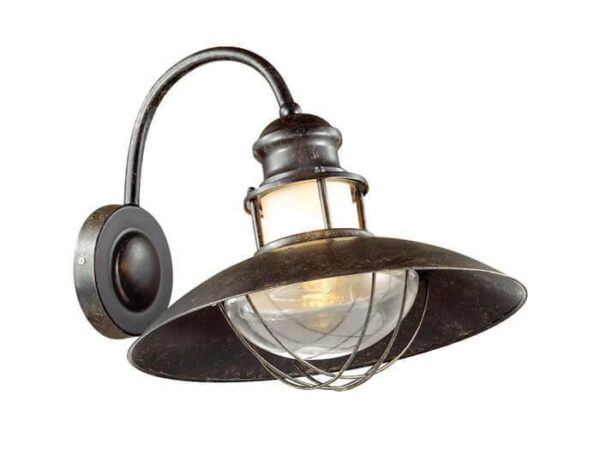 Уличный настенный светильник Odeon Light Dante 4164/1W