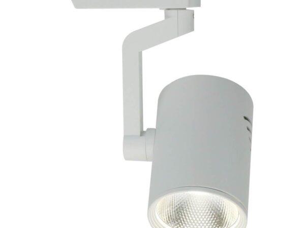 Трековый светодиодный светильник Arte Lamp Traccia A2321PL-1WH