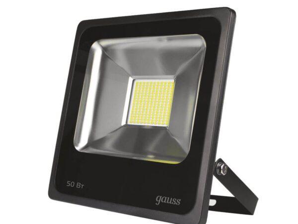 Прожектор светодиодный Gauss 50W 613100350