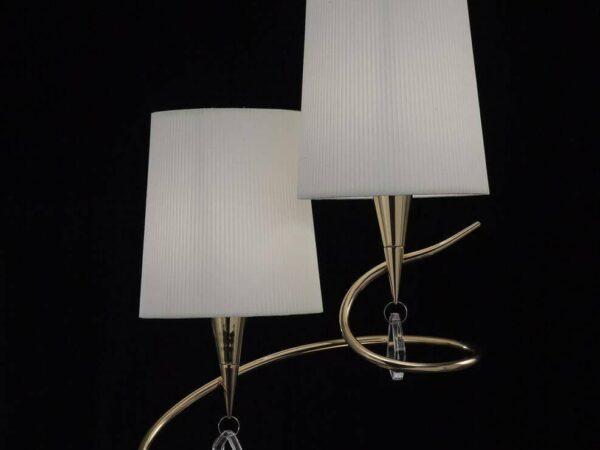 Настольная лампа Mantra Mara Antique Brass 1631