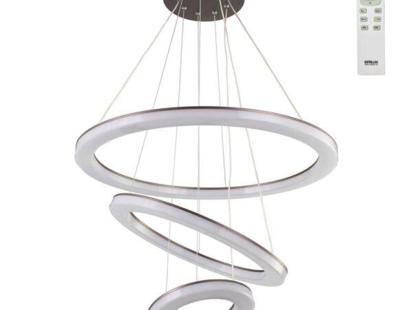 Подвесной светодиодный светильник Citilux Электрон CL710105RS