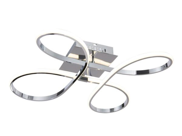 Потолочный светодиодный светильник Arte Lamp Diadema A2526PL-4CC