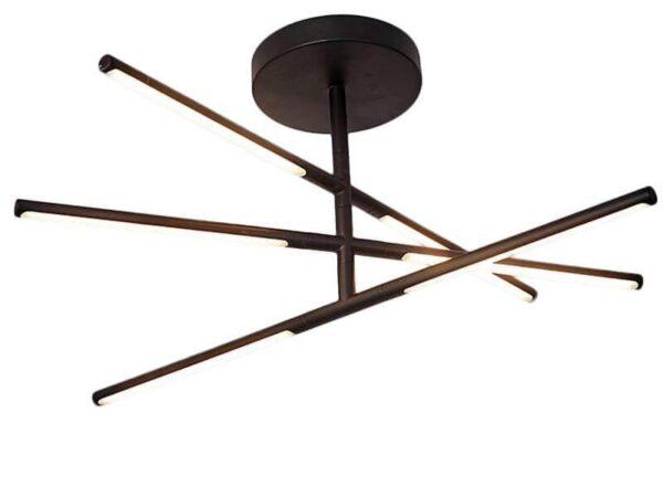 Потолочная светодиодная люстра Mantra Torch 6828