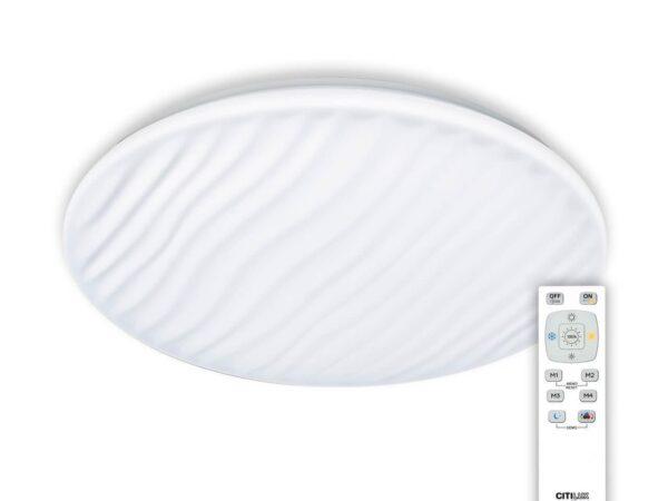 Потолочный светодиодный светильник с пультом ДУ Citilux Дюна CL72040RC