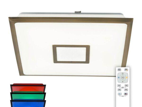 Потолочный светодиодный светильник Citilux СтарЛайт CL703K83RGB
