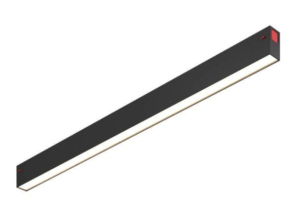 Трековый светодиодный светильник Denkirs DK8005-BK
