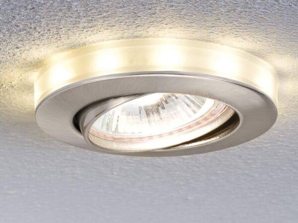 Встраиваемый светодиодный светильник Paulmann Star Line Ring 93732