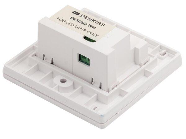 Встраиваемый светодиодный светильник Denkirs DK3050-WH