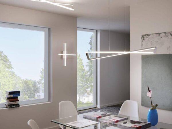 Подвесной светодиодный светильник Eglo Agrela 95566