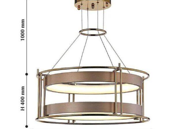 Подвесной светодиодный светильник Favourite Minor 2204-2P