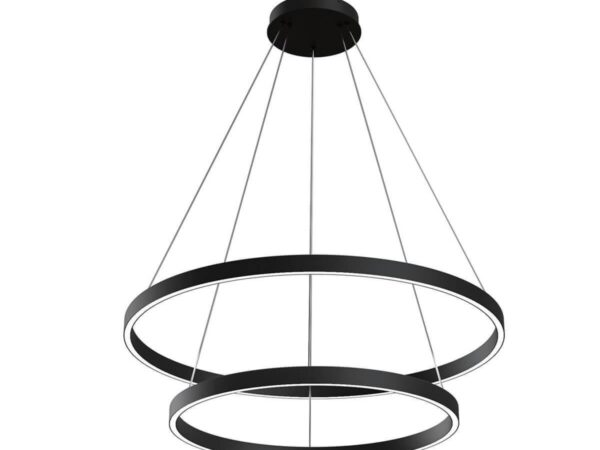 Подвесной светодиодный светильник Maytoni Rim MOD058PL-L74B4K