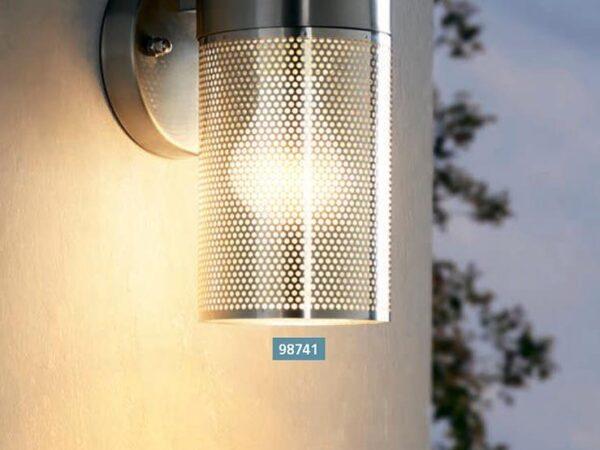 Уличный настенный светильник Eglo Fantecolo 98741