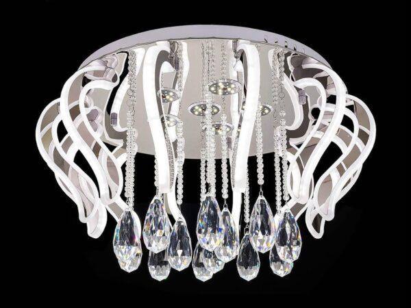 Потолочный светодиодный светильник Citilux Krown EL334C108.1