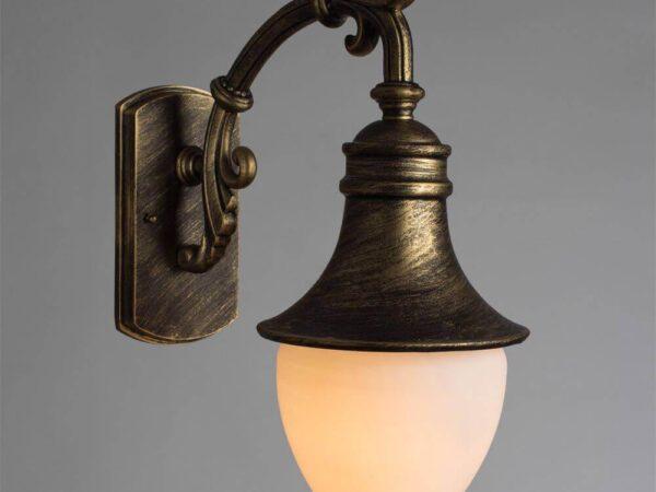 Уличный настенный светильник Arte Lamp Vienna A1317AL-1BN