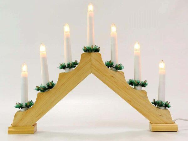 Светодиодный светильник Новогодняя горка Gauss Holiday HL020