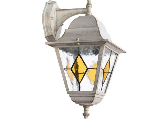 Уличный настенный светильник Arte Lamp Berlin A1012AL-1WG