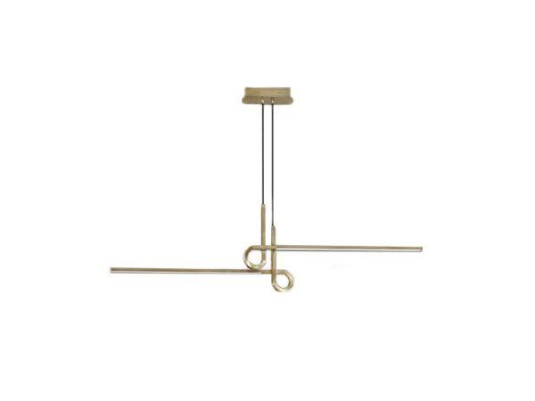 Подвесной светодиодный светильник Mantra Cinto 6122