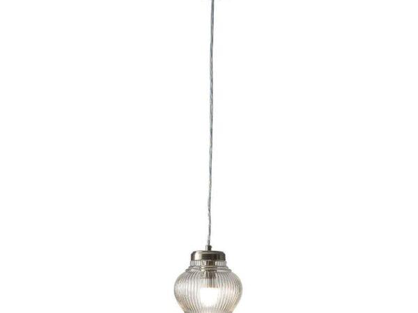Подвесной светильник Newport 6143/S nickel/clear М0062461
