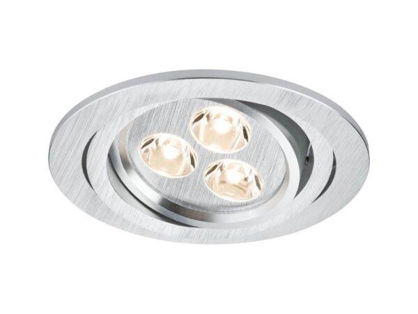 Встраиваемый светодиодный светильник Paulmann Aria 92530