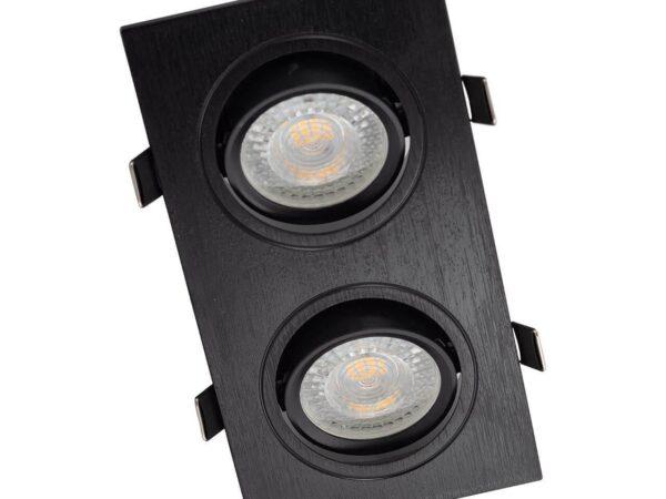 Встраиваемый светильник Denkirs DK3022-BK