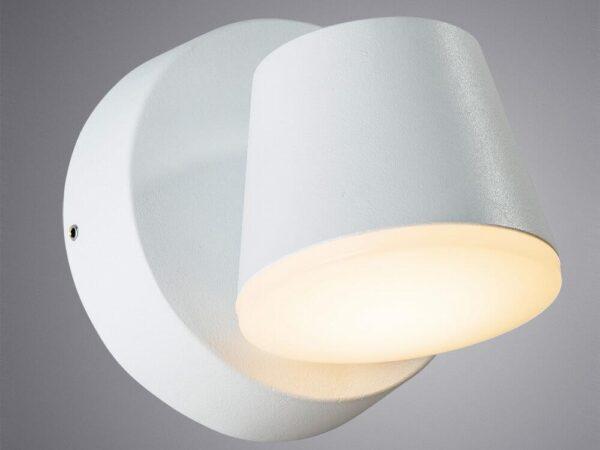 Уличный светодиодный светильник Arte Lamp Chico A2212AL-1WH