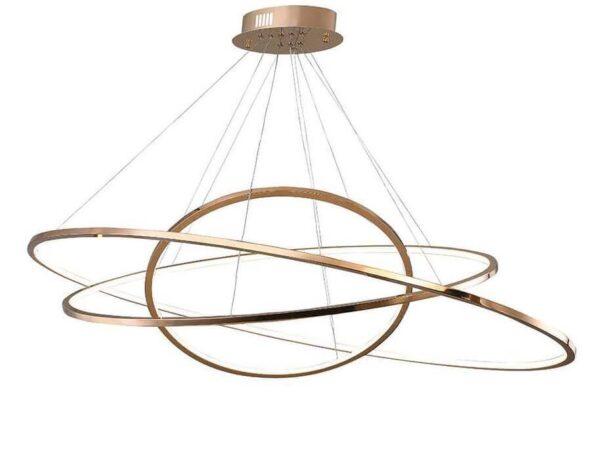 Подвесной светодиодный светильник Newport 15203/S Gold М0058685