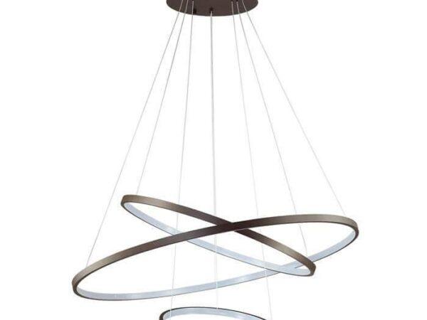 Подвесной светодиодный светильник Odeon Light Saturno 3964/99L