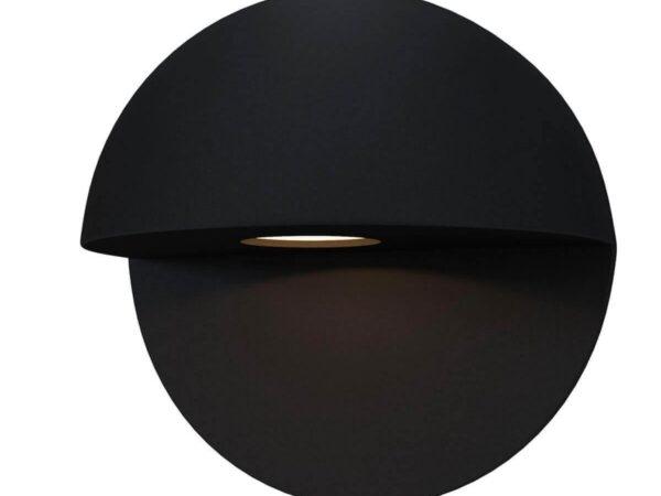 Уличный настенный светодиодный светильник Maytoni Mezzo O033WL-L7B3K