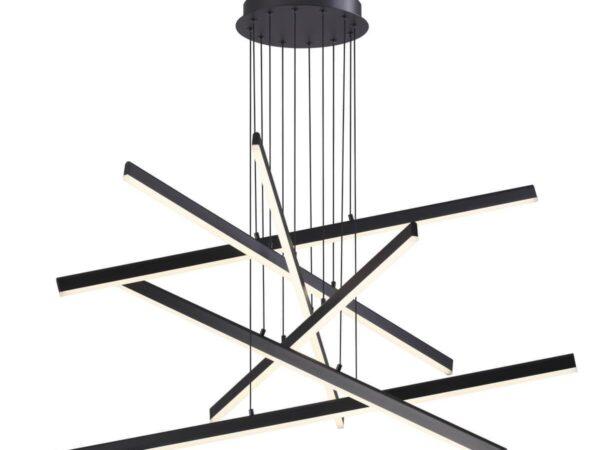 Подвесной светодиодный светильник Odeon Light Rudy 3890/96L