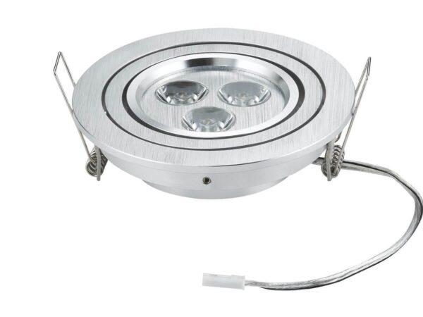 Встраиваемый светодиодный светильник Paulmann Aria 92529