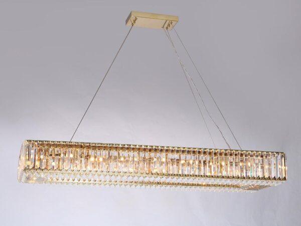 Подвесной светильник Newport 10265+15/C gold М0062923
