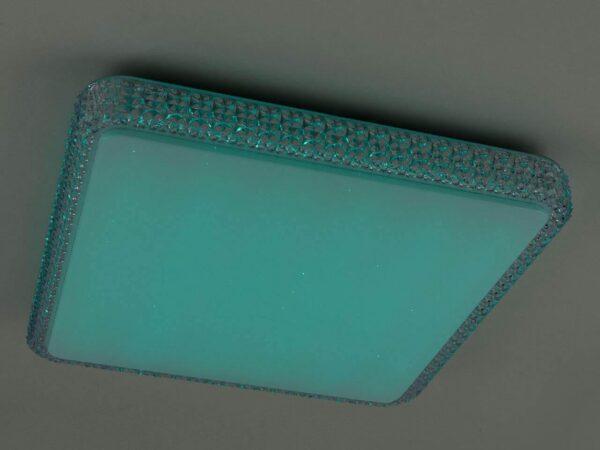 Потолочный светодиодный светильник Citilux Альпина CL718K60RGB