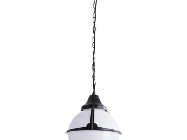 Уличный подвесной светильник Arte Lamp Monaco A1495SO-1BK