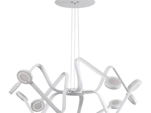 Подвесная светодиодная люстра Odeon Light Buttons 3862/99L