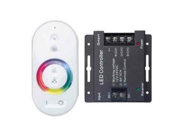 Контроллер Gauss для светодиодной ленты RGB 201013288