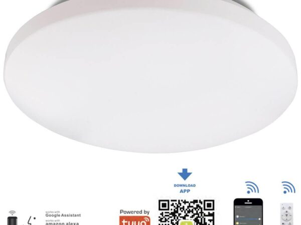 Потолочный светодиодный светильник Mantra Zero Smart 5946