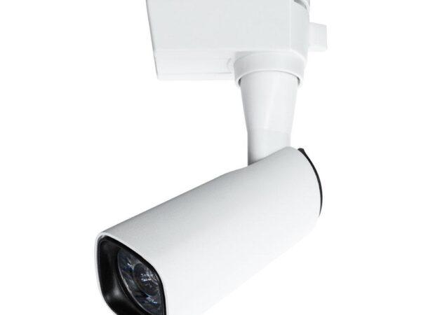 Трековый светодиодный светильник Arte Lamp Barut A4561PL-1WH