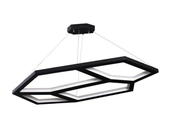 Подвесной светодиодный светильник Arte Lamp A2515SP-1BK