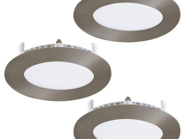 Встраиваемый светодиодный светильник Eglo Fueva 34013